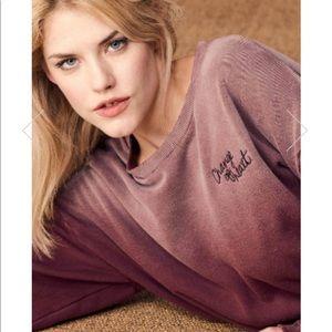 LNA Change of Heart sweater
